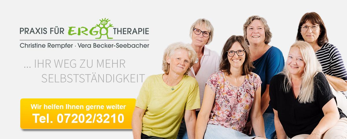 Praxis für Ergotherapie Karlsbad